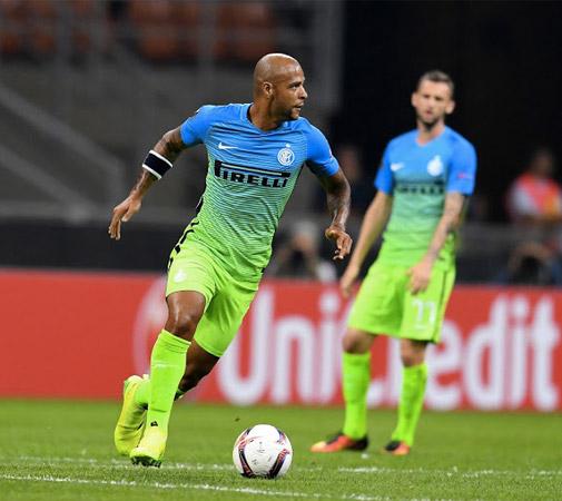 Lelijk voetbalshirt Inter Milan