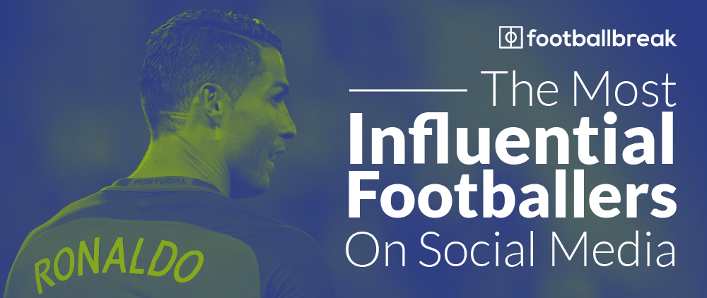 The Most Influential Footballers on Social Media